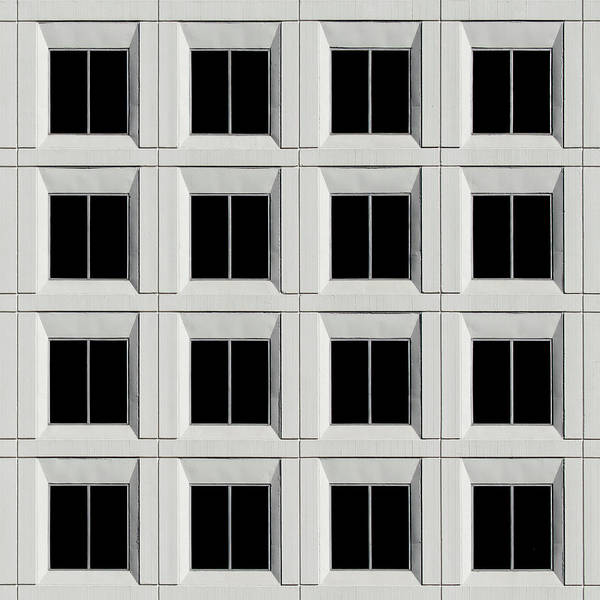 Photograph - City Grid 8 by Stuart Allen