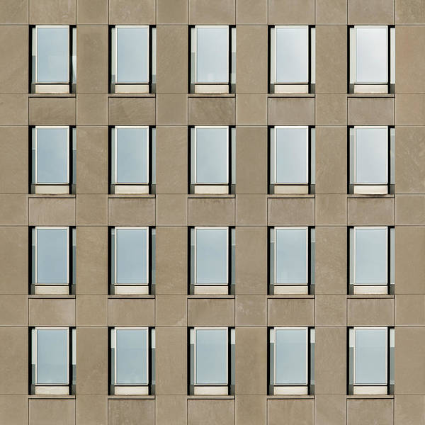 Photograph - City Grids 23 by Stuart Allen