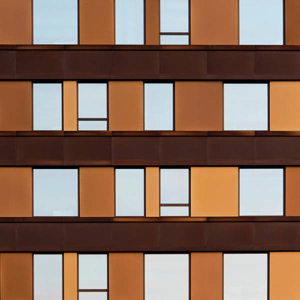 Photograph - City Grids 26 by Stuart Allen