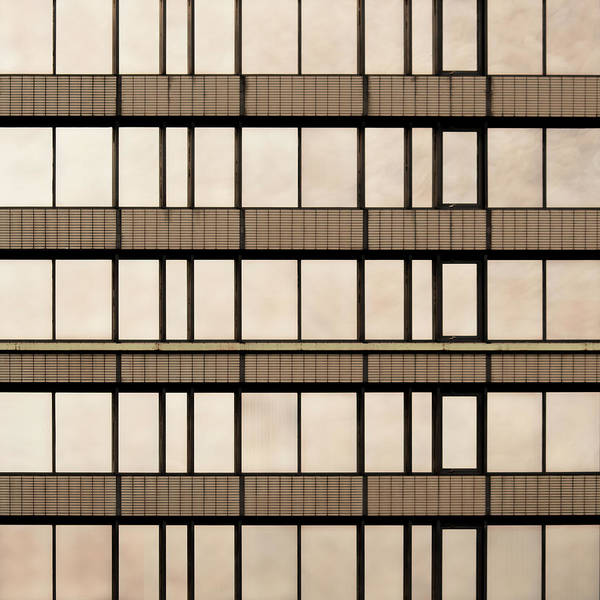 Photograph - City Grids 32 by Stuart Allen