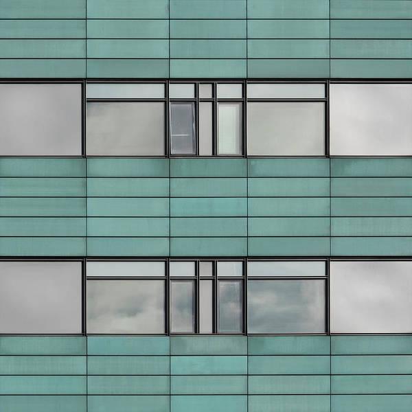 Photograph - City Grids 40 by Stuart Allen