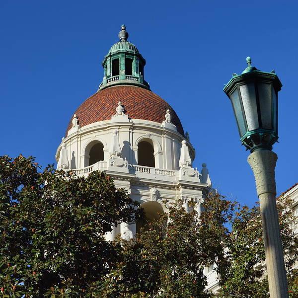 Photograph - City Hall Of Pasadena 2 - California by Glenn McCarthy Art and Photography