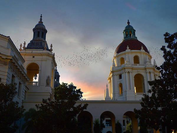 Photograph - City Hall Of Pasadena 3 - California by Glenn McCarthy Art and Photography