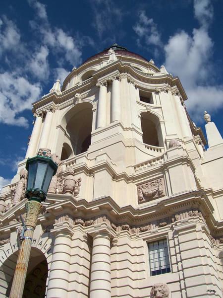 Photograph - City Hall Of Pasadena - California by Glenn McCarthy Art and Photography