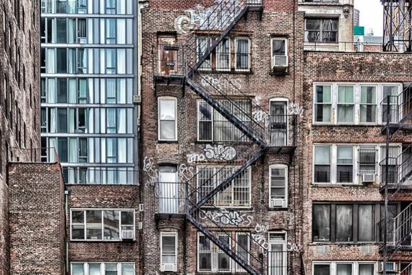 Photograph - City Life by Alison Frank