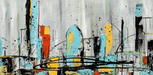City Limits Art Print