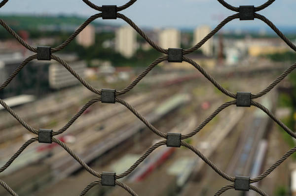 Photograph - City Line by Miguel Winterpacht