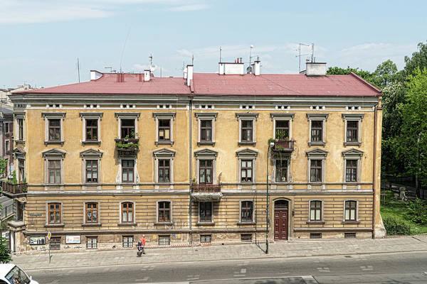 Photograph - City Living Krakow by Sharon Popek