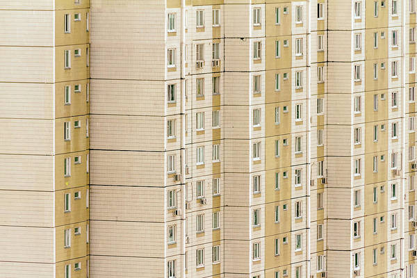 Wall Art - Photograph - City Monotony by Stelios Kleanthous