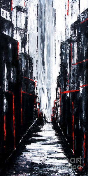 Painting - City No.1 by Tim Musick
