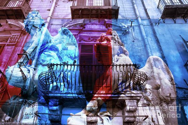 Digital Art - Angels Of Love by Silva Wischeropp