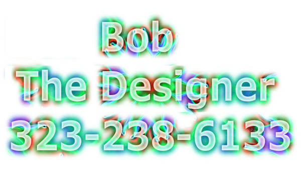 Robbie Digital Art - City Of Industry Web And Graphic Design 323-238-6133 by Robbie Commerce