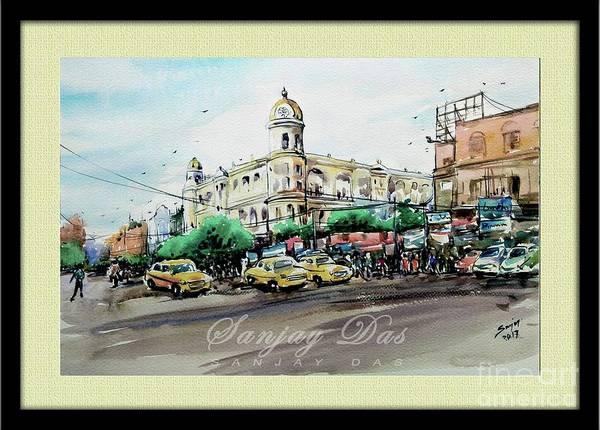 City Of Joy Art Print