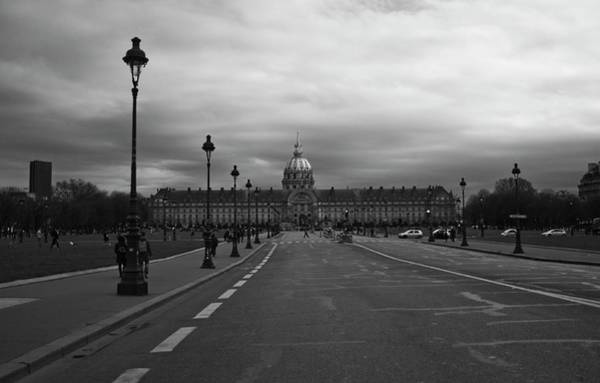 Photograph - City Of Paris by Miguel Winterpacht