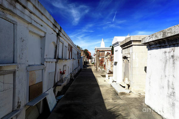 Photograph - City Of The Dead New Orleans by John Rizzuto