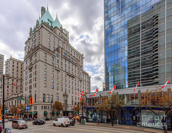 Wall Art - Photograph - City Of Vancouver Bc, Canada by Viktor Birkus