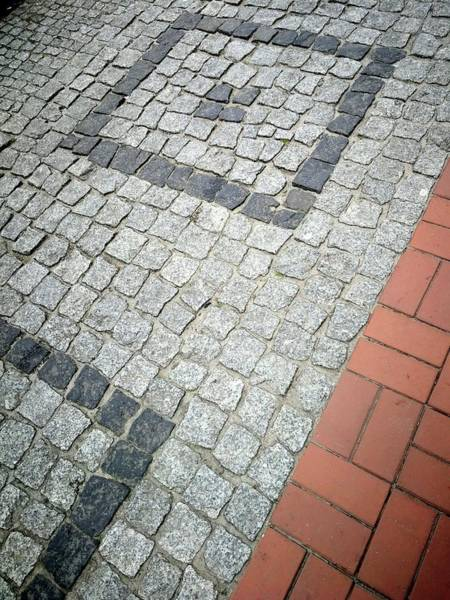 Photograph - City Pavement by Piotr Dulski