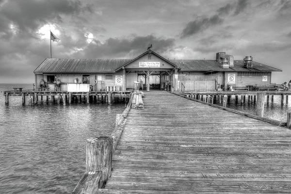 Photograph - City Pier Anna Maria Island by Paul Schultz