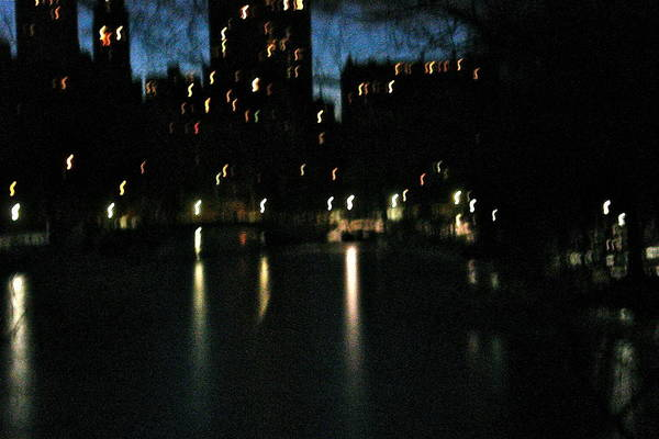 Photograph - City Reflections by Felix Zapata