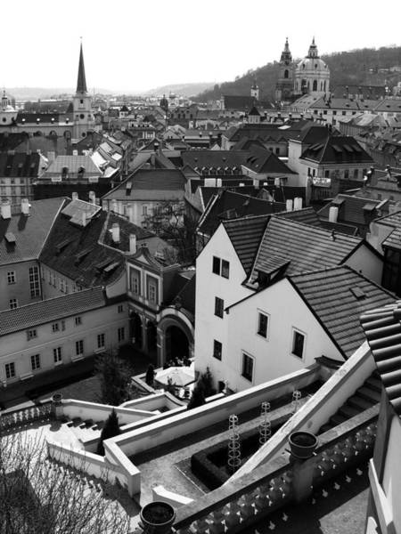 Wall Art - Photograph - City Roofs by Alan Todd