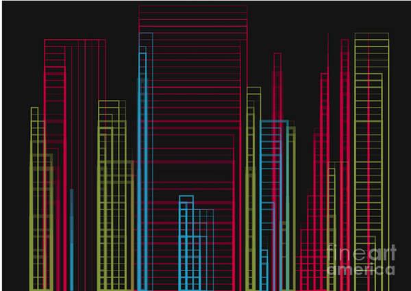 Digital Art - City Slicker by Barefoot Bodeez Art