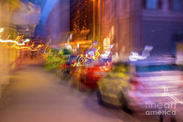 Photograph - City Street by Mats Silvan