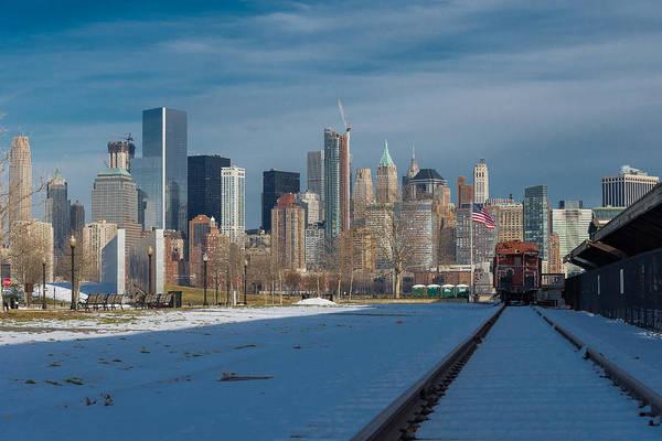 Wall Art - Photograph - City Tracks by Ryan Crane