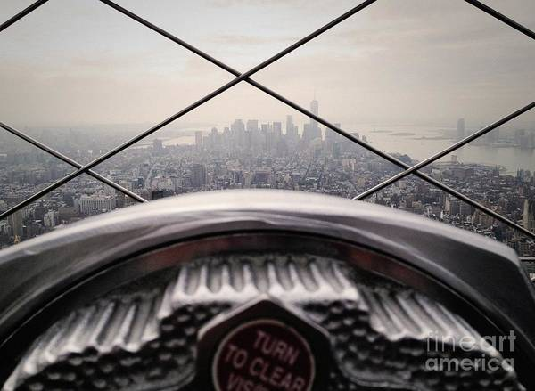Wall Art - Photograph - City View by MGL Meiklejohn Graphics Licensing