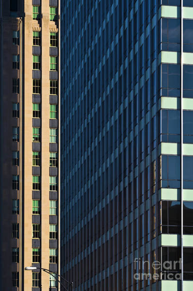 Photograph - City Windows C by Patrick M Lynch