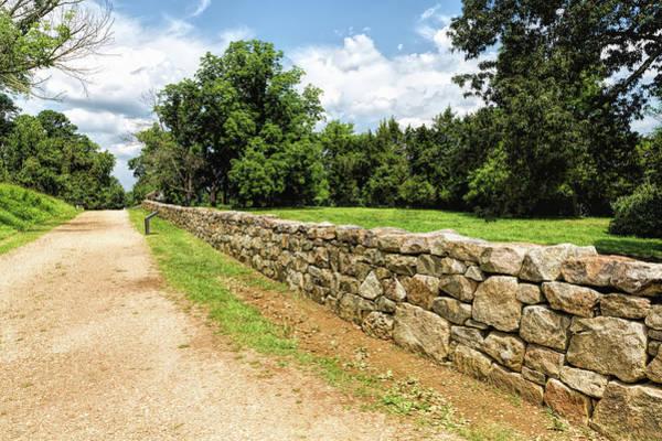 Photograph - Civil War Battle Of Fredericksburg by John M Bailey