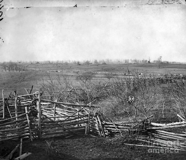 Wall Art - Photograph - Civil War: Bull Run, 1861 by Granger