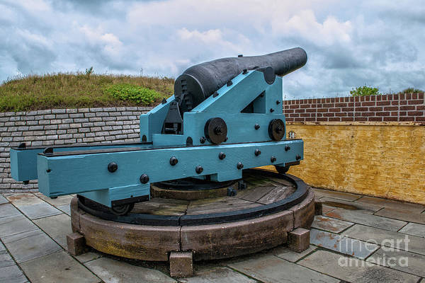 Photograph - Civil War Cannon by Dale Powell