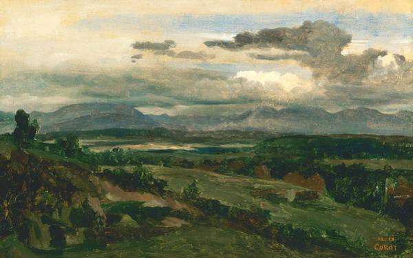 Painting - Civita Castellana by Jean-Baptiste-Camille Corot