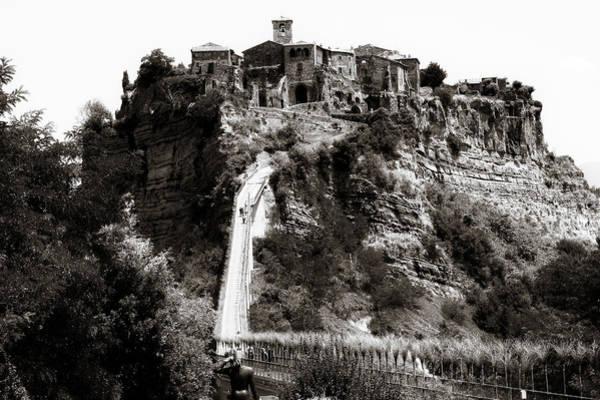 Photograph - Civita Di Bagnoregio Italy by Deborah Scannell