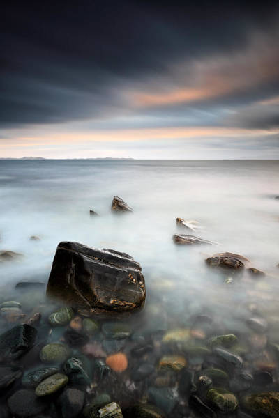 Photograph - Clachan Coast by Grant Glendinning