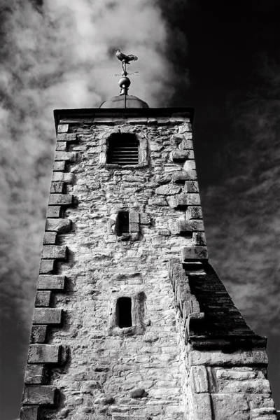 Clackmannan Tollbooth Tower Art Print
