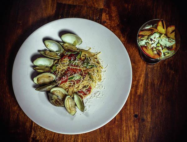 Photograph - Clam Dinner by Nisah Cheatham