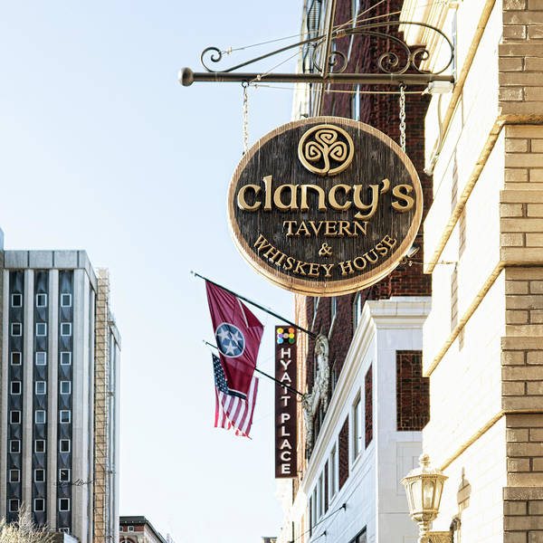 Photograph - Clancys Tavern Knoxville by Sharon Popek