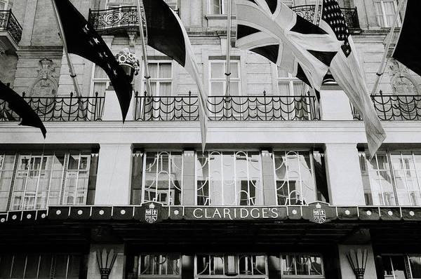 Photograph - Claridge's Hotel  by Shaun Higson