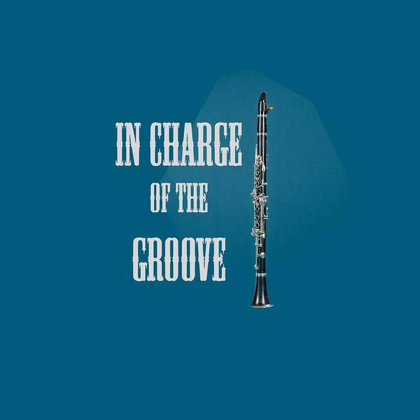 Photograph - Clarinet In Charge Of The Groove 5526.02 by M K Miller