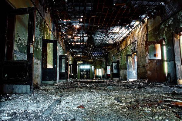Photograph - Clark School 41 by Scott Hovind