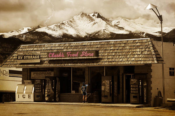 Photograph - Clarks Old General Store by James BO Insogna
