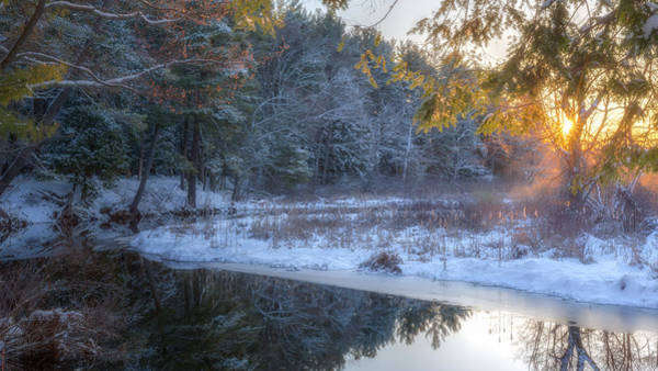 Photograph - Clash Of Seasons by Bill Wakeley