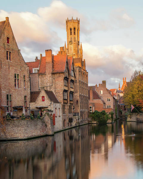 Photograph - Classic Bruges by Dalibor Hanzal