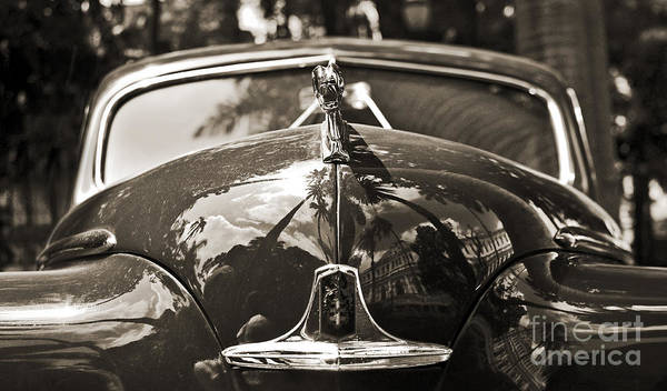 Photograph - Classic Car Detail - Dodge 1948 by Carlos Alkmin