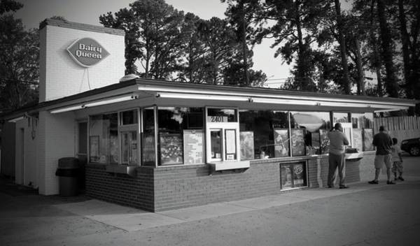 Photograph - Classic Dairy Queen by Cynthia Guinn