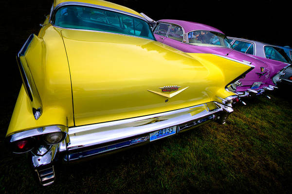 Photograph - Classic Fins by David Patterson