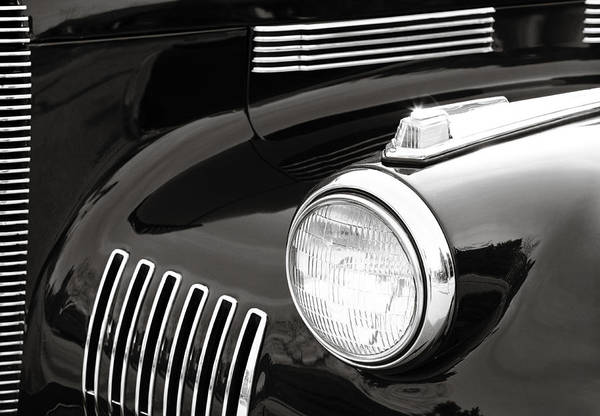Photograph - Classic Lines Classic Car by Marilyn Hunt