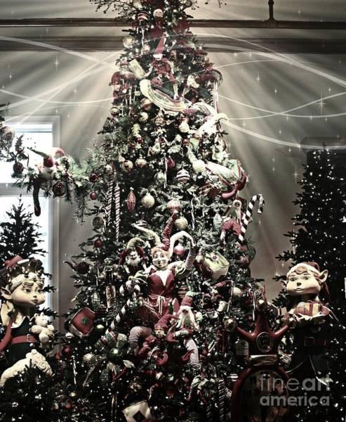 Photograph - Classic Magic Christmas  by Jenny Revitz Soper