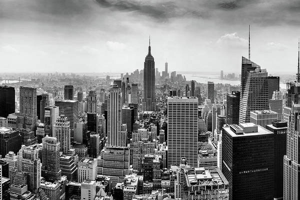 Midtown Photograph - Classic New York  by Az Jackson